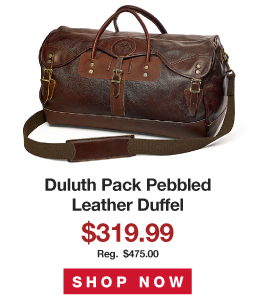 2017 Jamboree Pebbled Leather Duffel on sale for $319.99! Shop Now!
