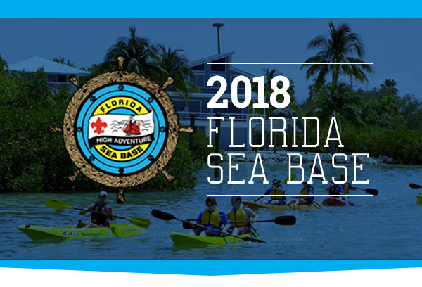 2018 FLORIDA SEA BASE