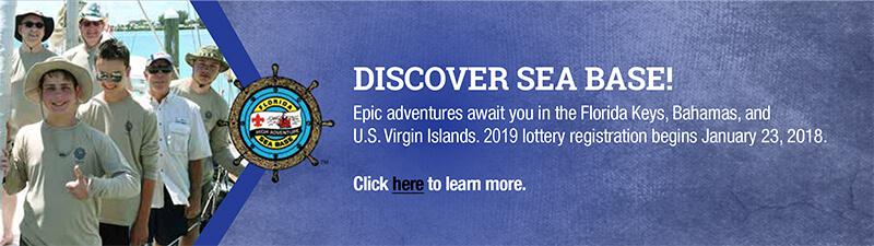 DISCOVER FLORIDA SEABASE