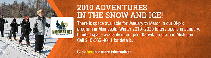 2019 ADVENTURES IN THE SNOW AND ICE!