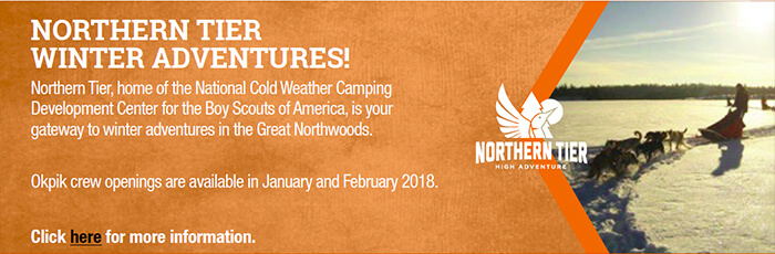 NorthernTier Winter Adventures!